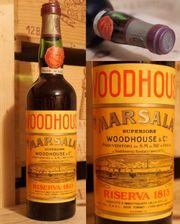 1815er Marsala Superiore Riserva Woodhouse -
