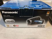 Panasonic HDC-SD40 Video Kamera Full