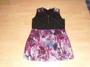 Kleid von Gina Laura schwarz-pink