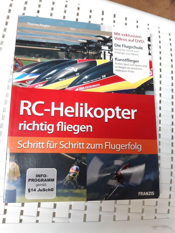 RC Helikopter richtig fliegen mit