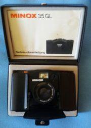 Minox 35 GL Kompaktkamera für