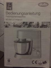 Küchenmaschine GT-PKM-01