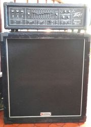 Peavey Mark VIII mit Celestion