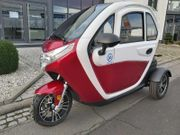 Kabinenroller Elektroauto City-Mobil Elektroscooter 25kmh