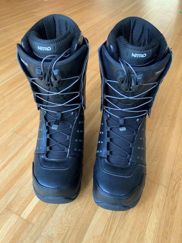 Snowboard Boot (Schuh), Nitro Team Boot TLS, Größe 44 in