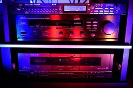 Bild 4 - Denon Stereoanlage Radio Kassettendeck CD - Mauern