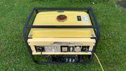 Stromaggregat 2 5 kW mit