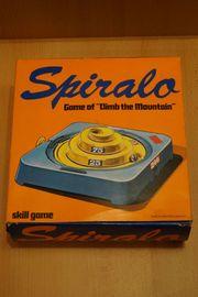 Spiralo - Geschicklichkeitsspiel Brettspiel Antiquität