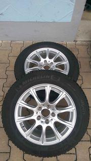 Mercedes Winterkompletträder Michelin Alpin