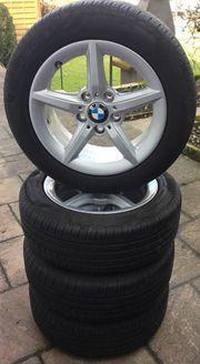 BMW Alufelgen 16 Zoll mit