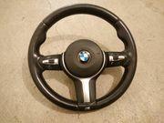 BMW M-Sport Lenkrad