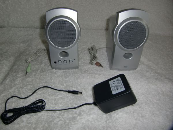 PC 2 Multimedia - Aktiv Lautsprechern