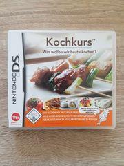 Nintendo DS Spiel Kochkurs - was