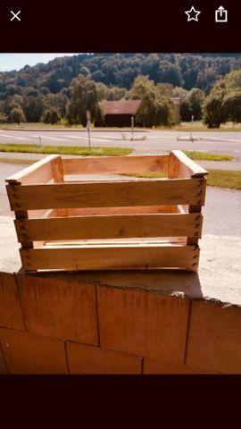 Apfelkiste Holzkiste Füllmenge 20 kg: Kleinanzeigen aus Stuttgart Feuerbach - Rubrik Sonstiger Gewerbebedarf
