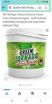 Green Tornado Abfluss Reiniger