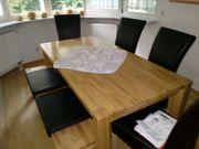 Essgruppe mit Tisch Bank 4Suehle