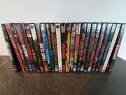 25 Horrorfilm DVD s