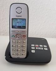 Gigaset E310A DECT Telefon green