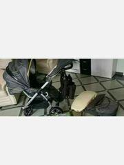 Kinderwagen Gesslein f4 Air neuwertig