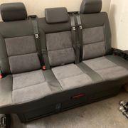 3er Sitzbank VW T5 Multivan