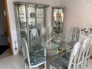 wunderschöne Italien Design Wohn -Esszimmer