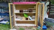 Kleintierkäfig für Garten oder Haus