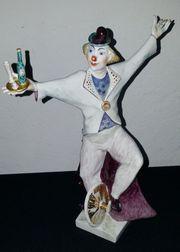 Meissen 60600 Figur Clown Jongleur