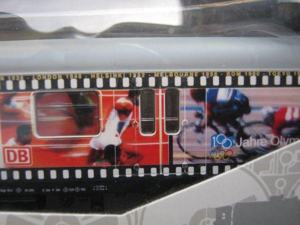 Piko 95301 ARD-Atlanta-Studiowagen Olympia-Express DB