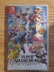 Super Smasch Brohers Ultimate Switch