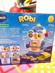Vtech Lernroboter Robi wie NEU