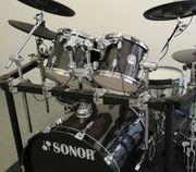 E-Drum mit Roland TD-17 Reserviert