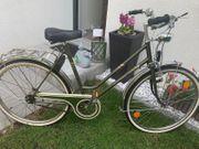 Hercules Vintage Fahrrad 80er 26