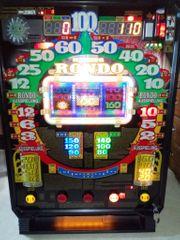 Geldspielautomat LED - Merkur Rondo