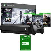 Microsoft Xbox One X Metro