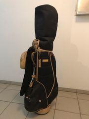 Golfbag für Damen inkl Schlägerset