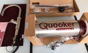 Qooker Pro3 -VAQ B Edelstahl
