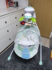 Caretero elektrische Babyschaukel