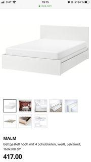 Malm Bett 1 60m 2