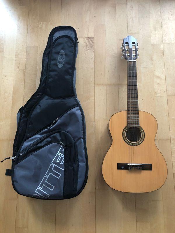 Konzertgitarre für Anfänger Kinder