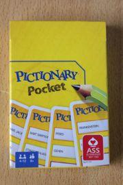 Pictionary Pocket - ASS - ungeöffnet