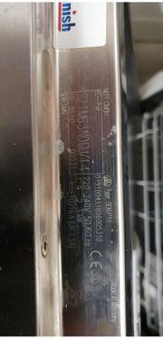 Geschirrspülmaschine NEFF Typ SD6P1F