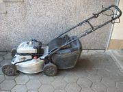 Starker Benzin-Rasenmäher Metall-Gehäuse Breite 48
