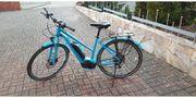 E-Bike Cube Cross hybrid Race