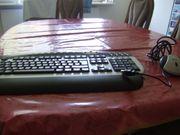 Computer - Funktastatur und eine Computer -