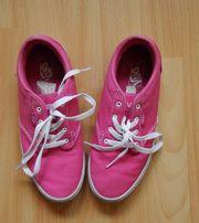 Textil Sportschuh Gr 36 pink