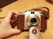 Neuer Liebhaber für alte Kamera