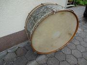 Basstrommel ca 80 cm hoch