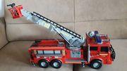 Großer Feuerwehr Einsatzwagen von Dickie