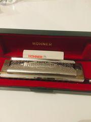 Hohner Mundharmonika Chromonika 270 48