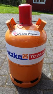 Campinggasflasche Propangasflasche